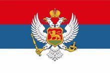 Флаг страны Черногории 3 фута x 5 футов, баннер из полиэстера, Летающий 150*90 см, уличный флаг на заказ
