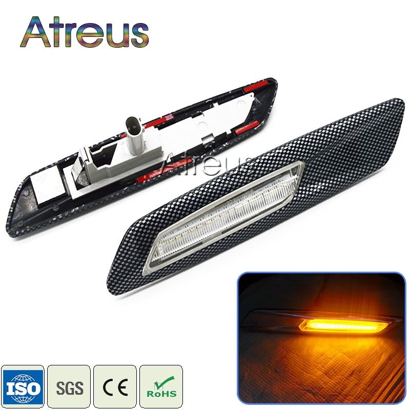 Sinjalet LED të dritës 12V për BMW E60 E61 E81 E82 E87 E88 E90 E91 - Dritat e makinave - Foto 1