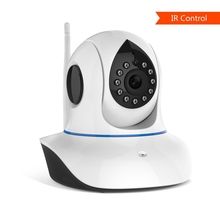 720P HD IP Camera Support ONVIF2.4 and IR Remote Control for TV Air Conditioner Projector at Home by Eye4 Free Smart Cloud APP