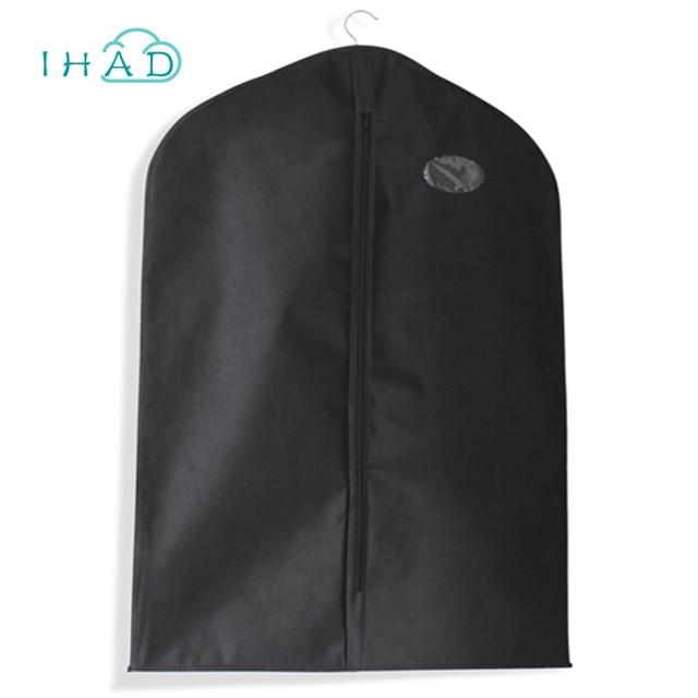 Three Color Waterproof Dustproof Suit Clothing Storage Bag High Quality  Organizer Wedding Dress Storage Bag