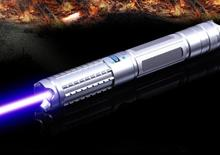 On sale 445nm/447nm/450nm Waterproof focusable 50000mw blue laser pointers burning star pointer torch Burning cigarette matches +5caps