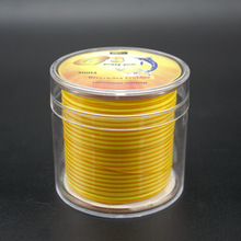 500M Nylon Fishing Line Dual Color Monofilament 0.2mm-0.50mm High Strength Rock
