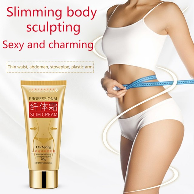 60g Slimming Cellulite Removal Cream Fat Burner Weight Loss Slim Creams Leg Body Waist Effective Anti Fat 1