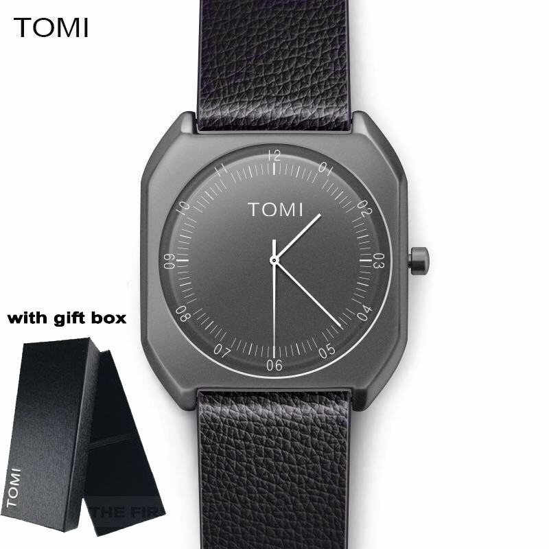 TOMI 2017 Wrist Watch Women Watches Brand Luxury Famous Ladies Casual Quartz Watch Female Clock Relogio Feminino Montre Femme classic simple star women watch men top famous luxury brand quartz watch leather student watches for loves relogio feminino