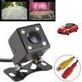 Universal IP67 À Prova D' Água Câmera de Visão Traseira Do Carro LEVOU Câmera Traseira Reversa RCA Câmeras de Visão Noturna Estacionamento Assistência