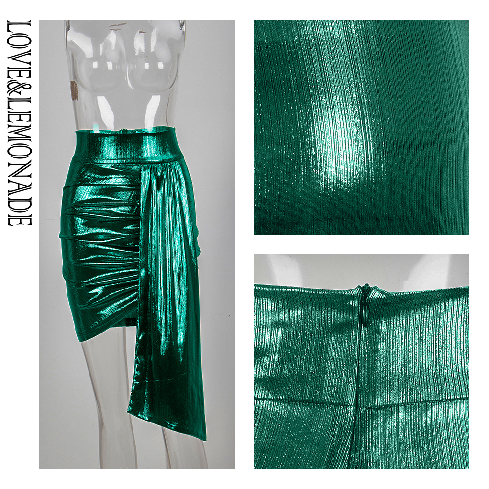 חצאית Natural & ירוק