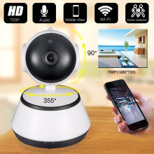 WiFi Camera IR Cut IP Camera Pan/Tilt Wireless Surveillance CCTV Camera 720P HD 1MP CMOS Home Security Babby Monitor