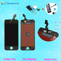 High Quality For iPhone 5S LCD Display+Touch Digitizer Screen Aseembly Replacement 4.0inch,Black White