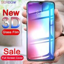 全包覆保護玻璃 小米系列 Full Cover Protective Glass on the For Xiaomi Mi 9 8 SE A1 A2 Lite Tempered Screen Protector Glass For Mi F1 Note 3 Max 2 3 Film