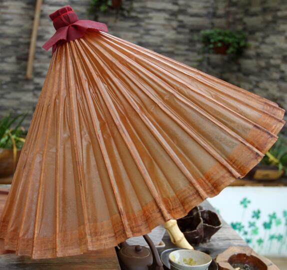 Chine parapluie huilé papier épaississement restauration antique art artisanat parapluie envoyer parapluie sac film et accessoires de télévision