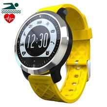 IP68 A Prueba De Agua Reloj Inteligente F69 Llamada Mensaje Recordar Smartwach Android y IOS Podómetro Sleep Monintor Health Tracker