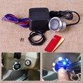 Iluminação azul 12 V Engine Start Botão Interruptor de Ignição Starter Kit Fit para o Carro Auto