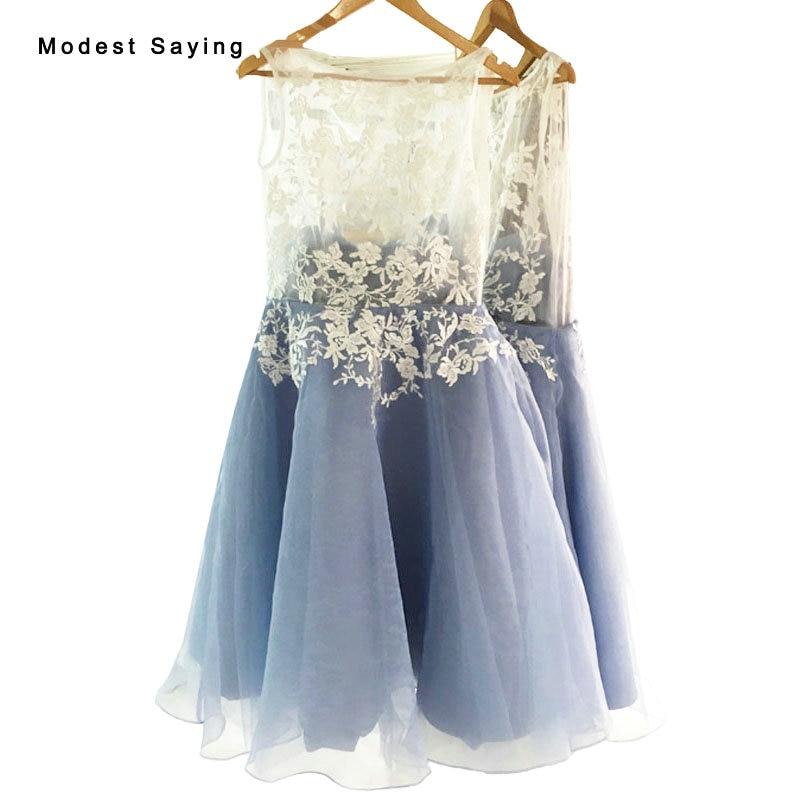 Лавандовое коктейльные платья