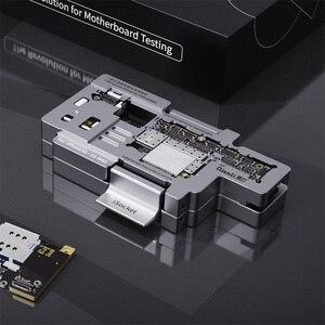 Image 4 - منتج جديد 2020 لوحة رئيسية Qianli iSocket اختبار اللوحة الرئيسية لـ IP XS XSMAX حامل لوحة اختبار سريع