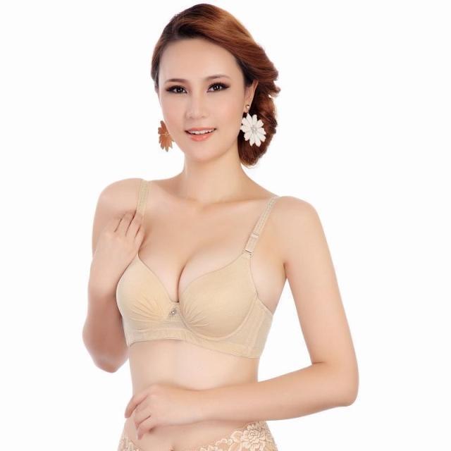 5353a6c38b135 Breast dress bra OL round-up bra small breast bra underwear push up sexy bra  for ladies NB-010