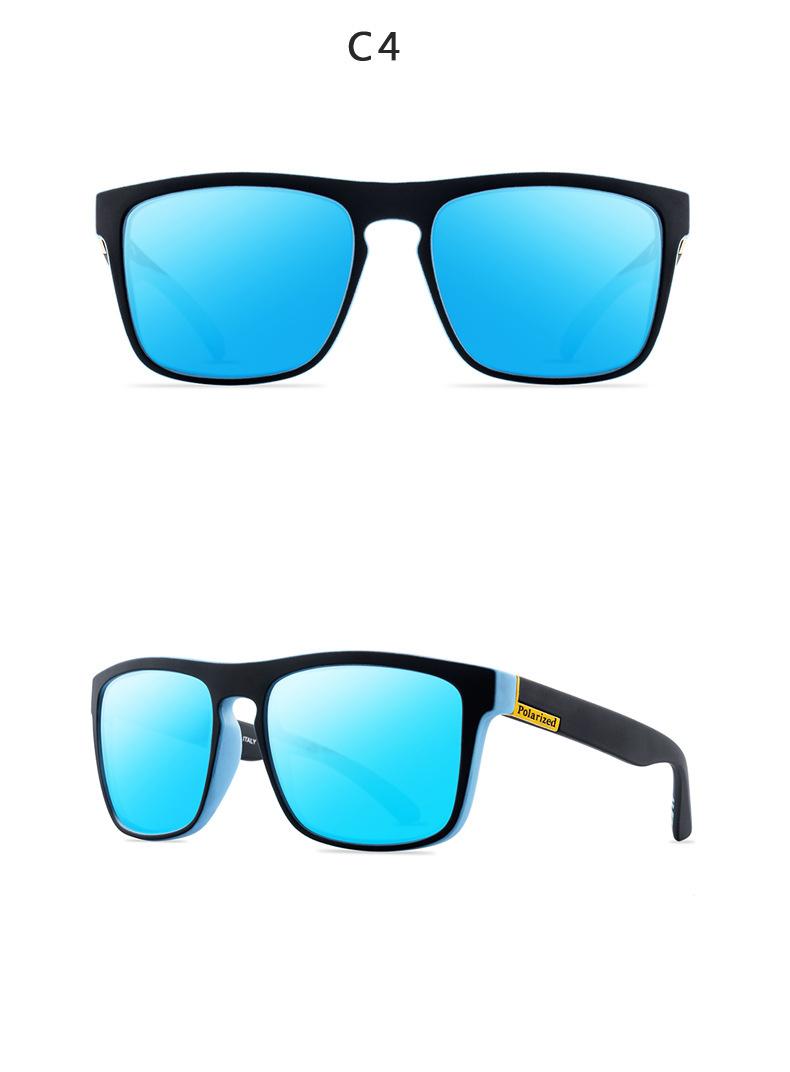 ASUOP 2019 new square polarized ladies sunglasses UV400 fashion men's glasses classic brand designer sports driving sunglasses (11)