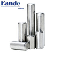 Bearing steel needle pin cylindrical pin round pin locating pin 5mm * 3 4 5 6 7 8 9 10 12 14 15 16 18 20 25 26 28 30 GCR15(China)