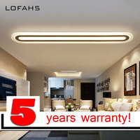 LOFAHS LED Ceiling Chandelier Modern Plexiglass Kitchen Home Lighting For Dining Room corridor Lamp De Techo Luminaire