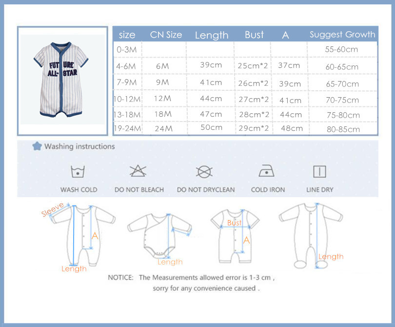 HTB1r2DUbiYrK1Rjy0Fdq6ACvVXaz 2019 official store Summer boys baby clothing Short Sleeved Jumpsuit Newborn Romper Baby Boy Clothes infant roupas Baby Rompers