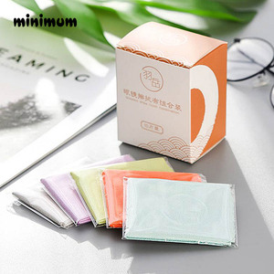 5 pcs/lots High quality Chamois Glasses Cleaner Microfiber Glasses Cleaning Cloth For Lens Phone Screen Cleaning Wipes Eyewear