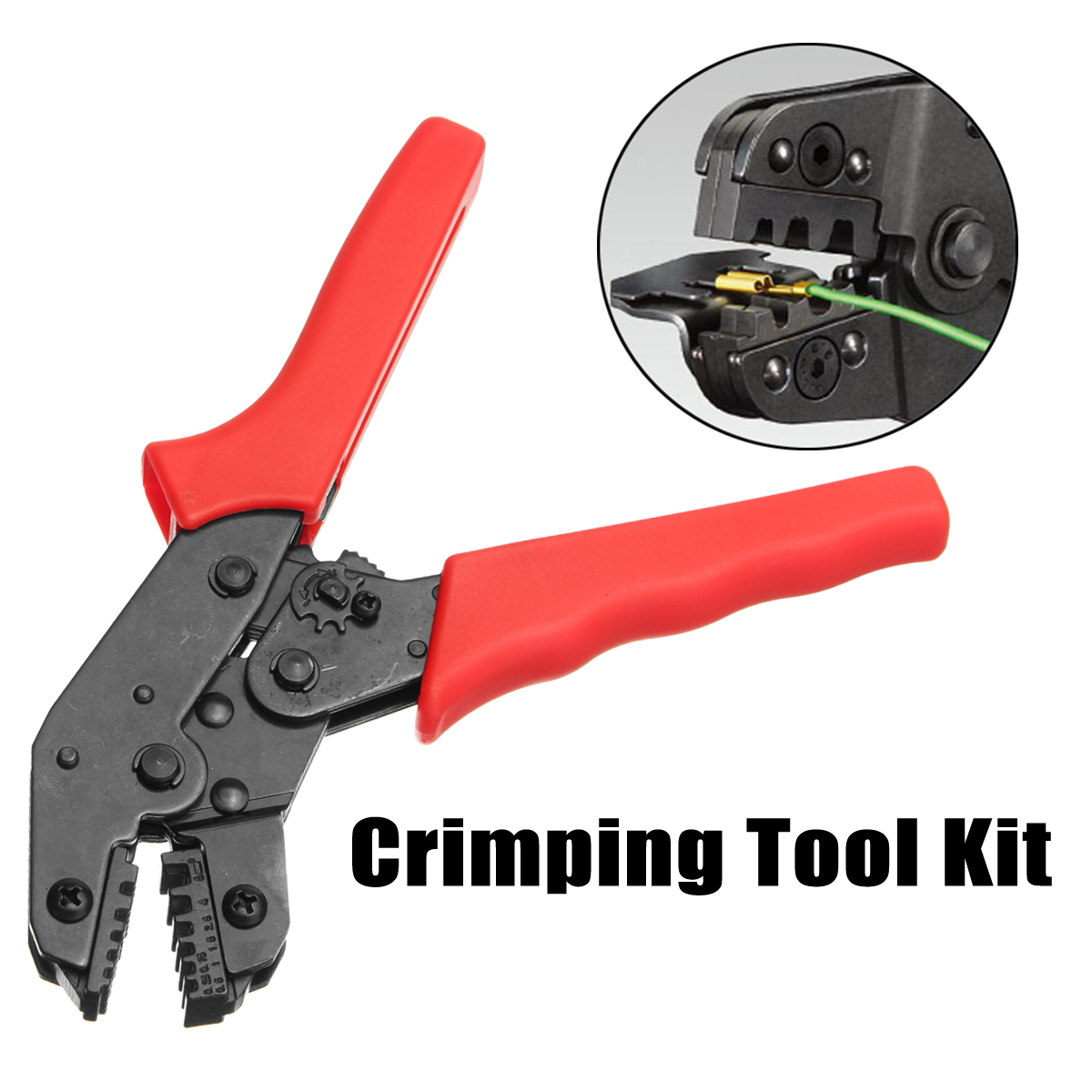 Sn-06wf 0,25-6mm2 Crimpzange Für Hülse Kabelklemme Locking Crimper Presse Werkzeug Moderate Kosten Handwerkzeuge Zangen