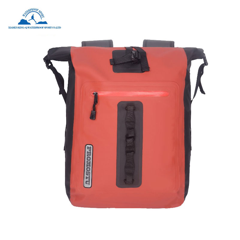 Travel Storage Bag Waterproof Dry Backpack with Straps and Pockets Floating Dry Bag for Beach Kayaking and Boating Fishing New outdoor sports waterproof dry floating bag for fishing surfing camping 30 litre