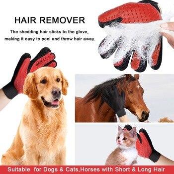 Gant Magique anti-poils pour Chat & chien 4