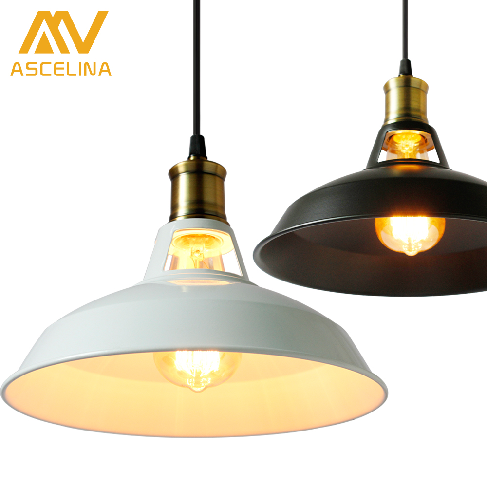 Loft pendant Lamps Industrial Pendant Lights Vintage Edison Hanging Lamp E27 110 220V For Home Restaurant decorate light shade modern edison personality industrial lighting counter lamps cage vintage pendant lights pendant lamp edison bulbs ac 110 220v