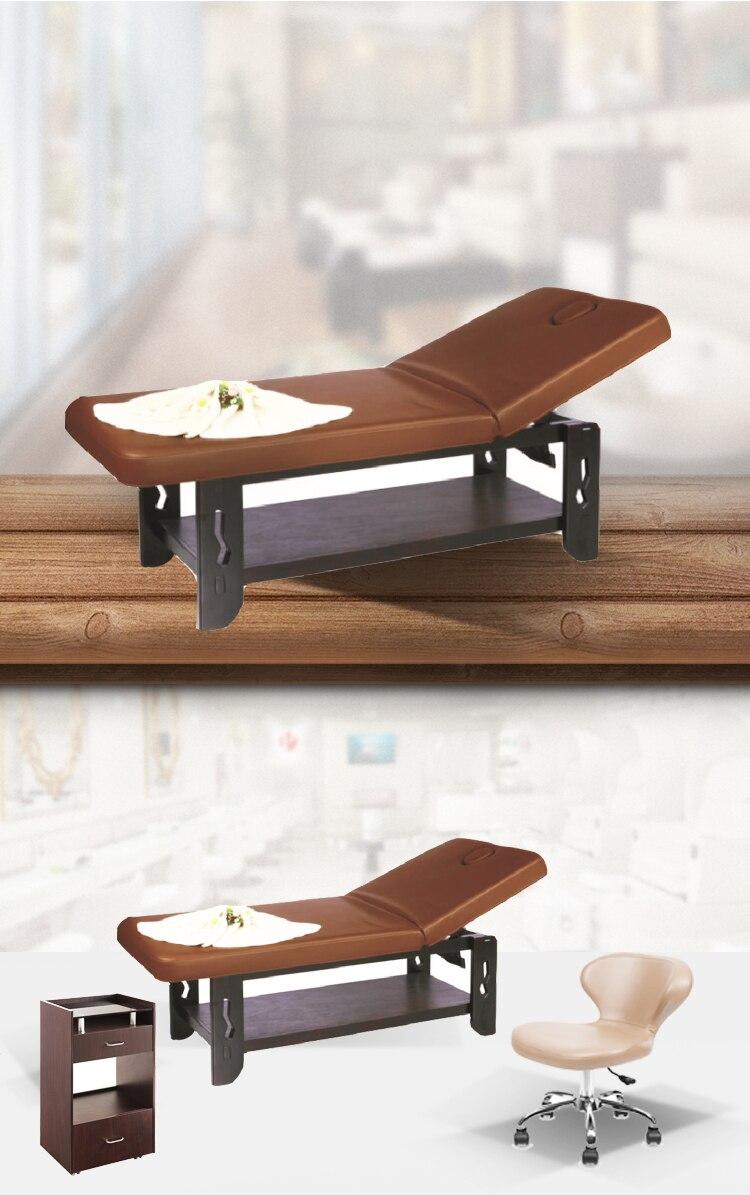 Doshower DS-M06 vending massage bed met comfortabele massage bed van voeding massage bed