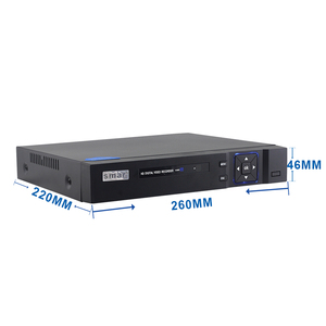 Image 2 - Smar 5 w 1 16CH 1080N AHD DVR hybrydowe wideorejestrator wsparcie 1080P kamera AHD 3MP 5MP kamera IP CCTV System alarmowy do domu Onvif