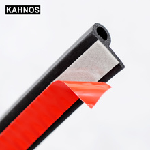 9 Type Car Door Sealig Rubber EPDM Noise Insulation Anti-Dust Soundproofing Seal