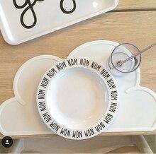 2016 küche Zubehör Moln Silikon Tischset Hitzebeständige Matte 48*27 cm BPA FREI