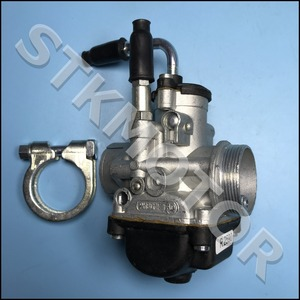 Image 3 - Free Shipping 21 Carburettor POLINI 21 PHBG MBK 51 For PEUGEOT 103 COPPY DELLORTO 2590 carburetor