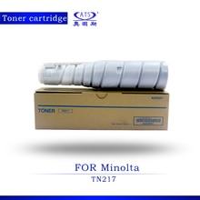 Neue Kopierer Ersatzteile 1 STÜCKE 360G Toner Kopierer Tonerkartusche für Minolta TN217 Bizhub 223/283/7828