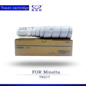 Image 1 - Yeni Fotokopi Yedek Parça 1 ADET 360G Toner için Fotokopi Makinesi Toner Kartuşu Minolta TN217 Bizhub 223/283 /7828