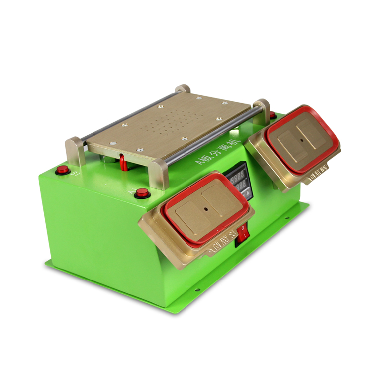 3 in 1 Multifunction Bezel Middle Frame lcd Separator+ Vacuum LCD Separator Machine + Preheater For samsung lcd screen repair 3 in 1 multifunction preheater station middle bezel frame separator machine vacuum screen separator machine