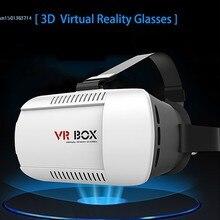 VRกล่องมือถือความจริงเสมือนแว่นตา3Dวิดีโอเหมาะกับ4.7 ~ 6.1นิ้วโทรศัพท์สมาร์ท