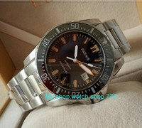 PARNIS 43mm Japanese Automatic Self Wind Movement Men S Watch Sapphire Glass Mechanical Watches Men S