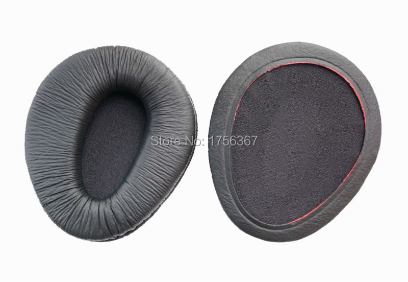 High quality leather earcap upgrade replacement cover for Sony MDR-7509 MDR-7509HD Headphones(Earmuffes/Original cushion)