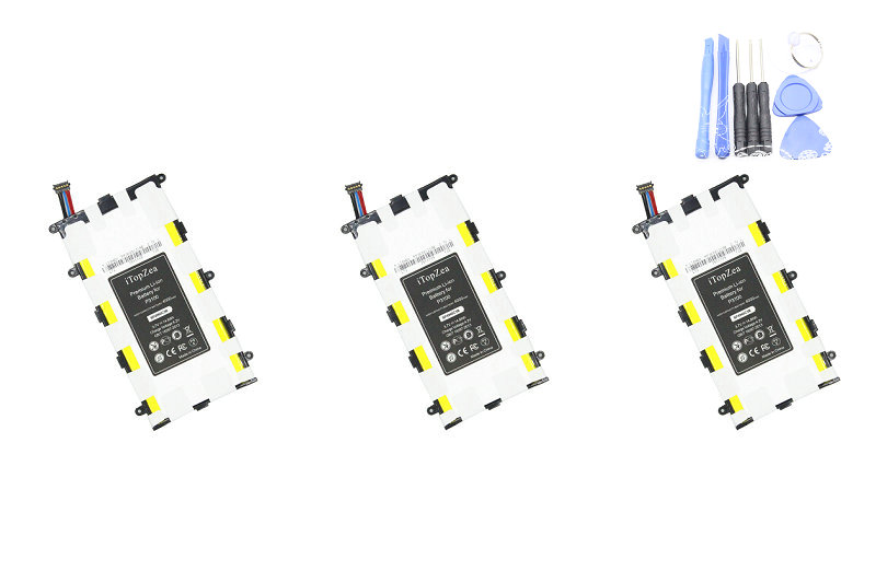 iTopZea 3x 4000mAh SP4960C3B Replacement Battery For