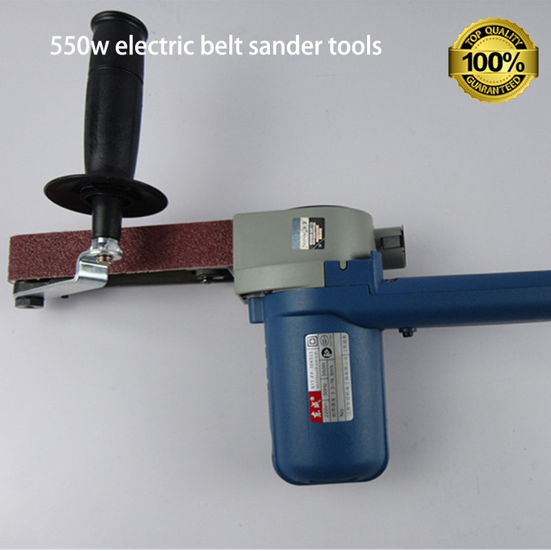 550w belt sand polishing tool electrical tool grinding tool belt sander at good price and fast delivery vertical type abrasive belt machine polishing grinding small bench 915 sand belt