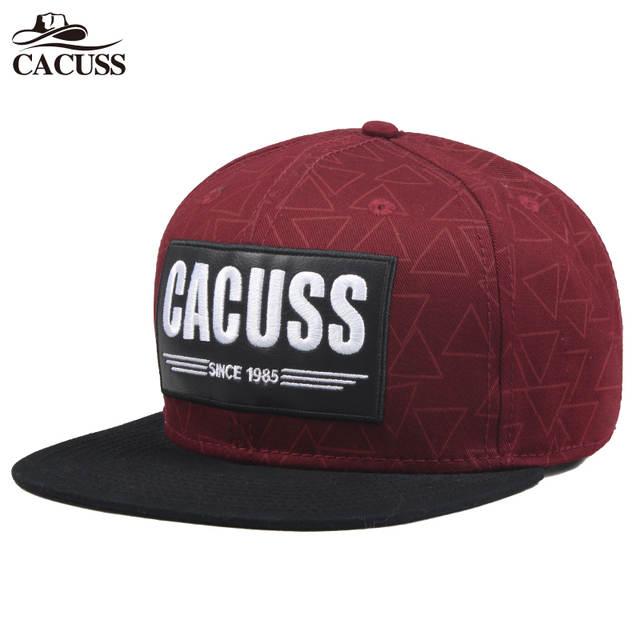 339065d636c Brand CACUSS sexy flat caps men baseball hats new design 2017 baseball caps  customize logo best