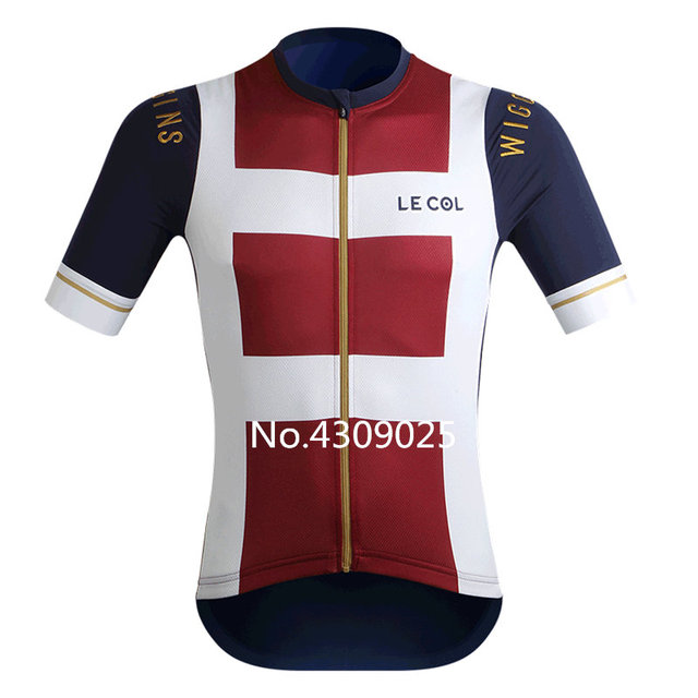 039872d38 WIGGINS custom LE COL Aero race suits cycling clothing Maillot Ciclismo bike  Highway jersey ropa ciclismo triathlon bike jerseys