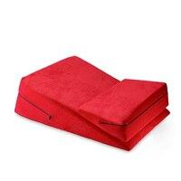 2Pic треугольник клиновидный секс кубический диван комплект, секс кресло Подушка кровать коврик, губчатое волокно материалы, различные позиц