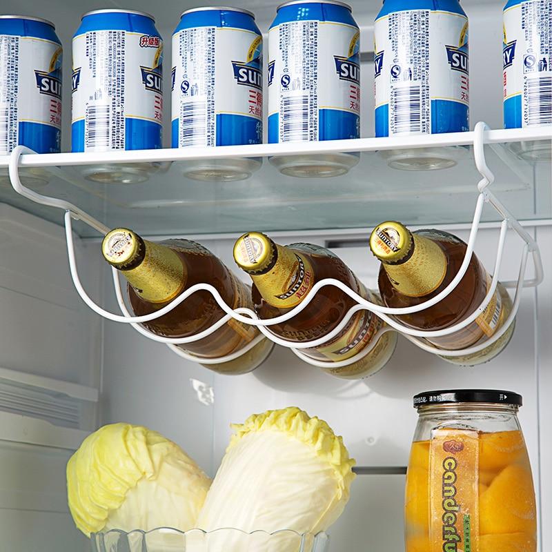 Refrigerator Beer Bottle Storage Rack Refrigerator Fresh