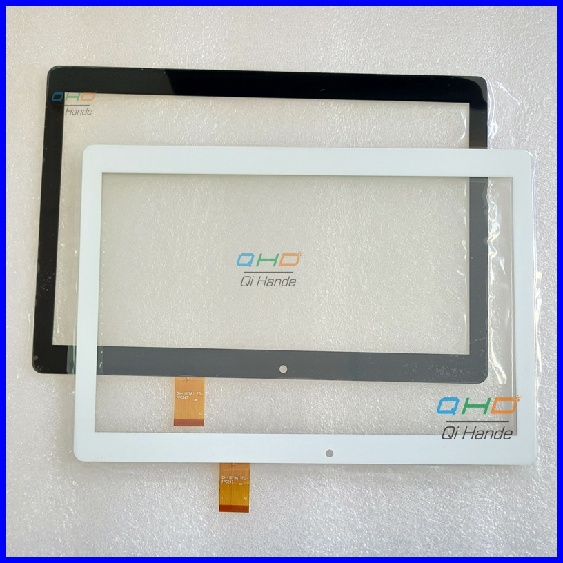 Free Shipping 10.1'' Inch Touch Screen,100% New For DH-1079A1-PG-FPC247 Touch Panel,Tablet PC Touch Panel Digitizer DH-1079A1-PG
