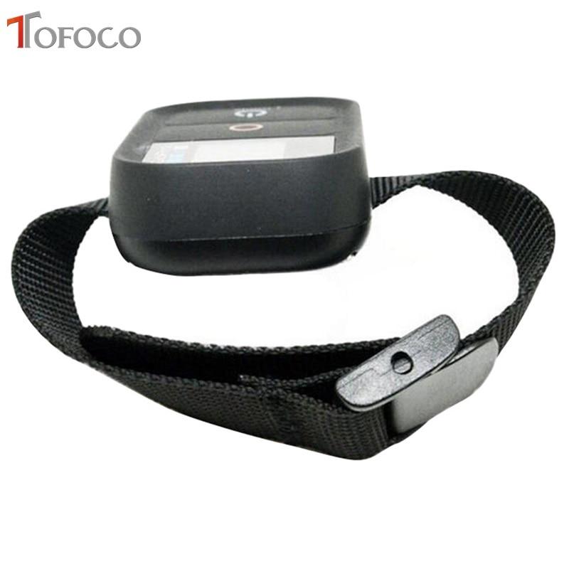 TOFOCO Nový příjezd pro Gopro Nylon Button Wrist Band pro GoProHero3 + / 3 Wifi Remote pro GoPro příslušenství  t