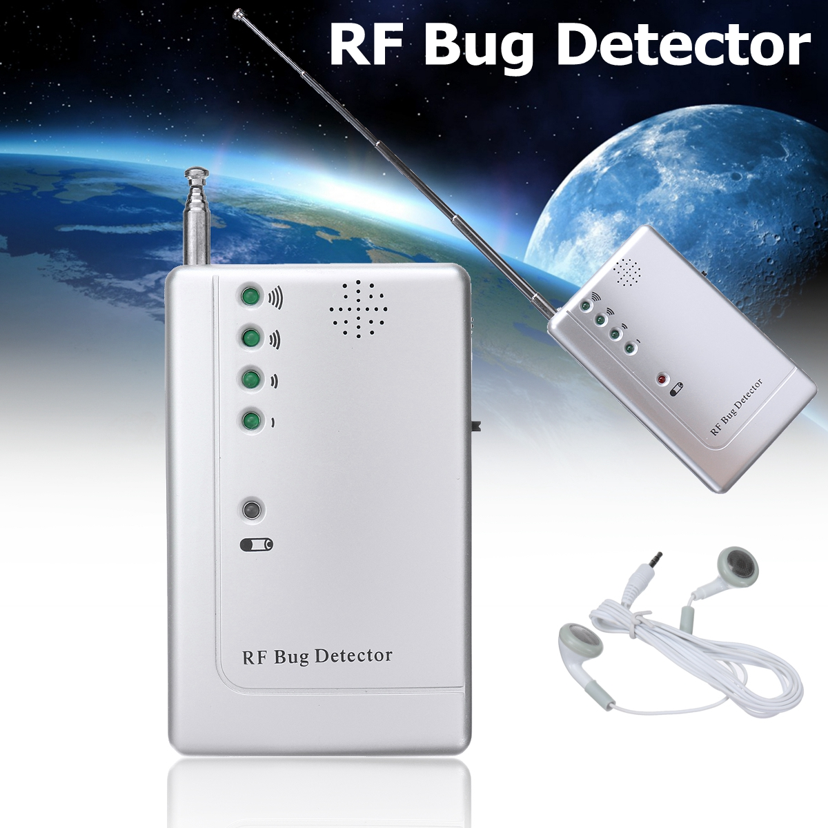 RF Scanner Detector Bug Camera Bug Detector WiFi Signal GPS GSM Radio Phone Device Finder Private Protect Security летние шины bridgestone 195 60 r15 88h ecopia ep150