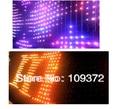 P9 לד וידאו גרסת בד גמיש רך DJ DMX RGB 3 In1 צבע תצוגת מסך אור קיר לתפאורות במה החתונה-באפקטי תאורה לבמה מתוך פנסים ותאורה באתר