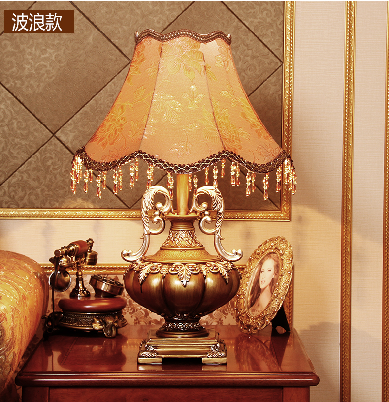 Quality Table Lamps: And High Quality Antique Resin Table Lamp For Modern